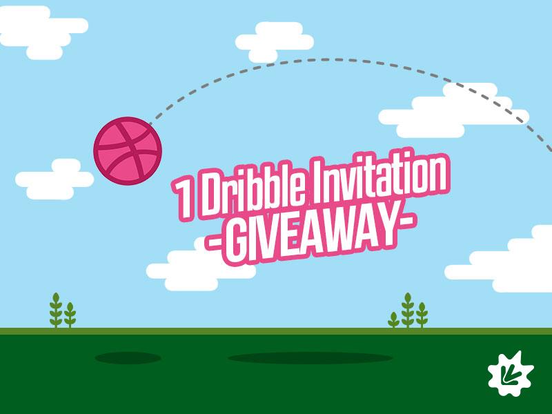 Dribbble Invitation Giveaway! graphicleo art typography logotipo logo branding graphic join illustration design invite invitation dribble dribble invitation