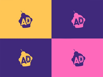 ArteDulces Symbol and its color variations
