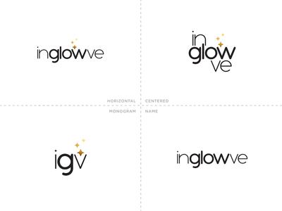 inglowve Logo Variations