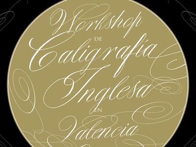 Workshop de Caligrafía Inglesa en Valencia
