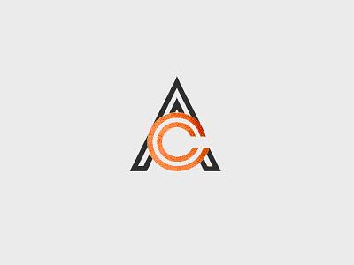 Luxury cars rent logo minimalism letter logo simple monogram luxury lettering mark letter a c a logo