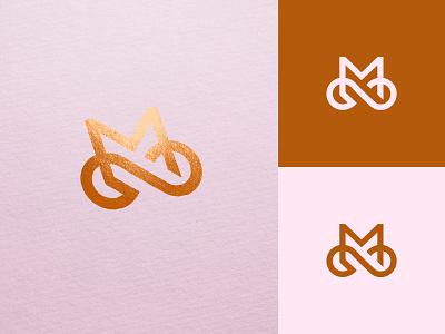 MS logo logotype logo textured fashion brand fashion minimalism simple geometric letter logo lettering monogram s letter m letter s m