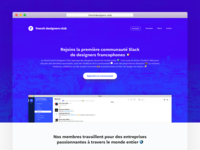 French Designers Club -  Slack community of french designers
