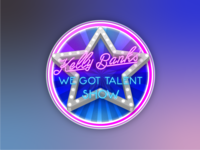 Talent Show Logo for Movie