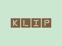 Klip Restaurant Branding