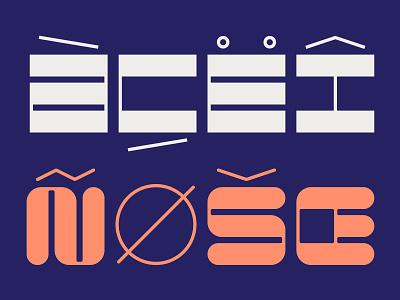Ceylon Typeface free freebie font download editorial display geometric minimal sans serif typography typeface design