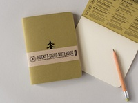 Pocket-Sized Notebook
