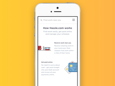 How Hassle.com works