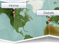 Expedia Navigation