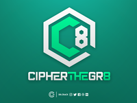 CipherTheGr8 Logo