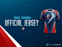 Nordik Canadians Official Jersey