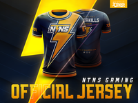 NTNS Gaming Official Jersey