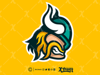 Viking Premade Logo (FOR SALE)