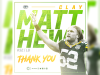 Clay Matthews Artwork