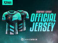 Rampart Esport Official Jersey