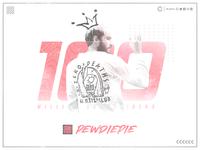 PewDiePie Reaches 100 Million Subs
