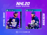 NHL 20 Cover Redesign