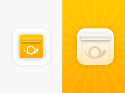 App Logo app logo newsletter postman