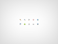 Small icons / SCD