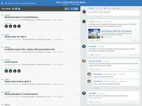 Social Classroom App