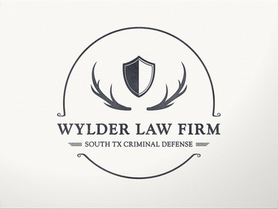 Wylder Law Firm Logo tactile rugged logo lawyer law firm