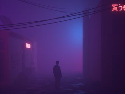 Octane fog and neon