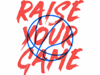 "Bradley Beal Elite ""RAISE YOUR GAME"" Banner"