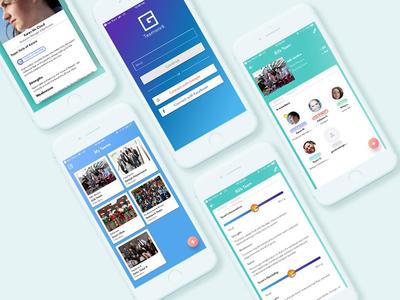 Good&Co Teamwork App
