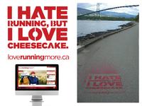 """New Balance """"Love Running More"""""""