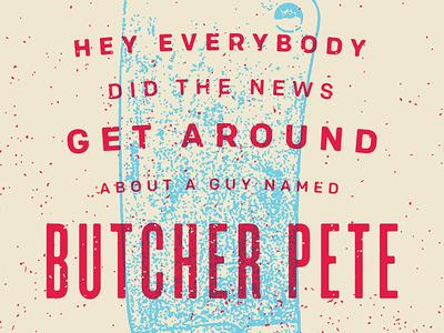 Butcher Pete