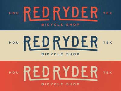 Red Ryder Bike Shop