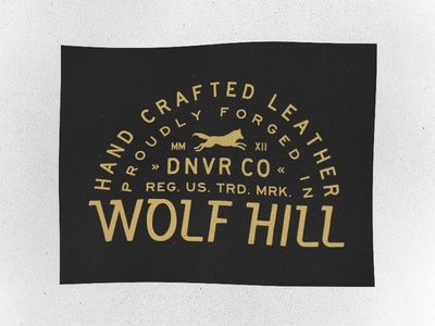 Wolf Hill No 1