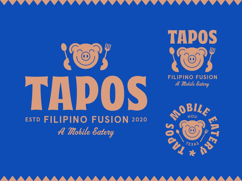 Tapos 01 texas houston eatery food truck philippines filipino pig branding