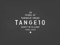 Tangelo 10 Years