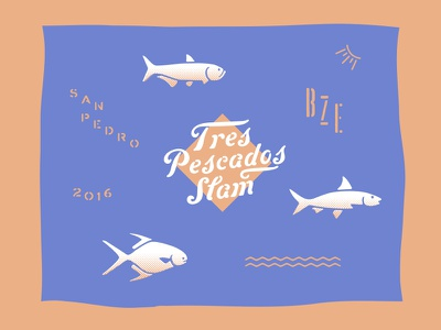 Tres Pescados 2016 - 1 fly-fishing belize fish