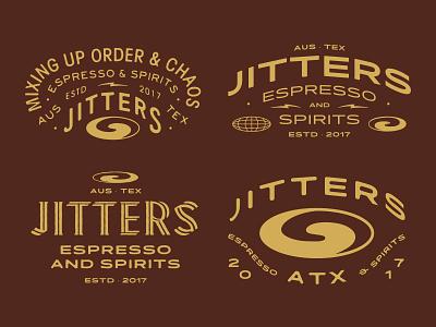 Jitters Tees chaos order spirits espresso austin texas austin coffee houston jitters