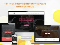 Master Responsive & MultiPurpose Onepage Templates