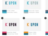 Kupon Logo > WIP
