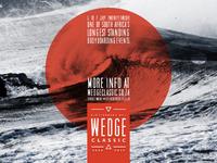 Wedge Classic Twenty Twelve > Poster Round 1