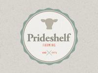 Prideshelf (hipster) Logo