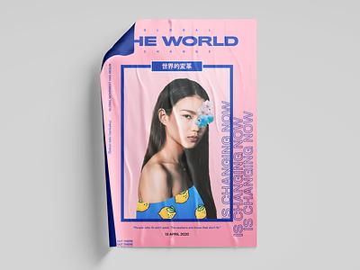 Poster design art cover aesthetic japan poster design poster graphicdesign designer design