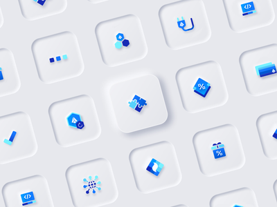 🔮💸 Shard Coin Brand Icons icon branding vector designer illustration digital webdesign ui app design