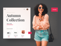 [Ecommerce] Autumn Clothes Collection