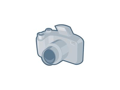 Camera Dslr Front Retro