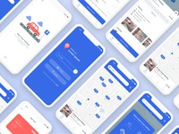 Parking Place Booking App