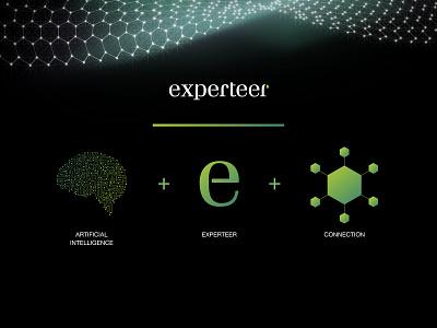 Experteer Beyond Jobs ux  ui logo design