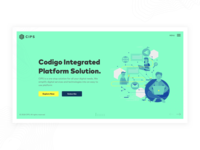 CIPS.ID Landing Page