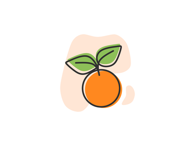 Orange simple flat illustration orange flat illustration vector illustration orange juice orange vector orange fruit orange fruit vector vector outline flat illustration flat illustration fruits food fruit illustration inkscape fresh fruit icon icon illustration
