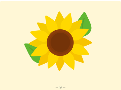 Sunflower desktop wallpaper green sunflower vector illustration sunflower icon icon wallpaper vector nature illustration vectorart inkscape illustrator flower illustration summer sunny sunflower illustration sunflower vector sunflowers sunflower