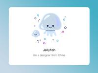 MBE Illustrations - jellyfish